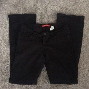 Unionbay black womens pants
